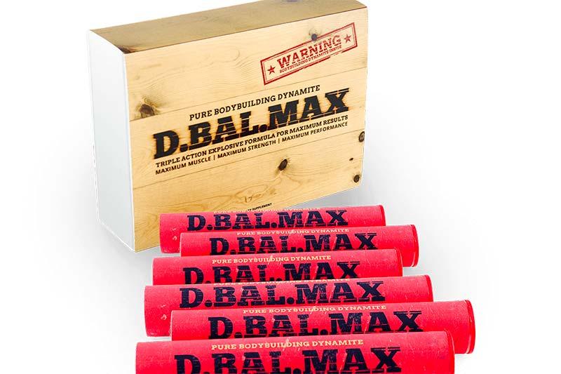 avis D-BAL max