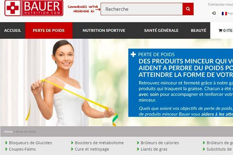 Bauer Nutrition France