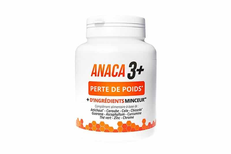 Anaca3 Perte De Poids Gelules
