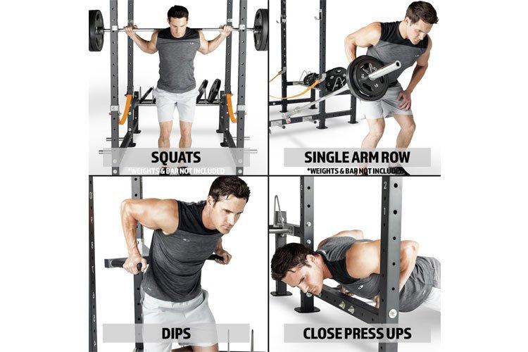 MARCY Pro CrossFit Mwm-8070 avis