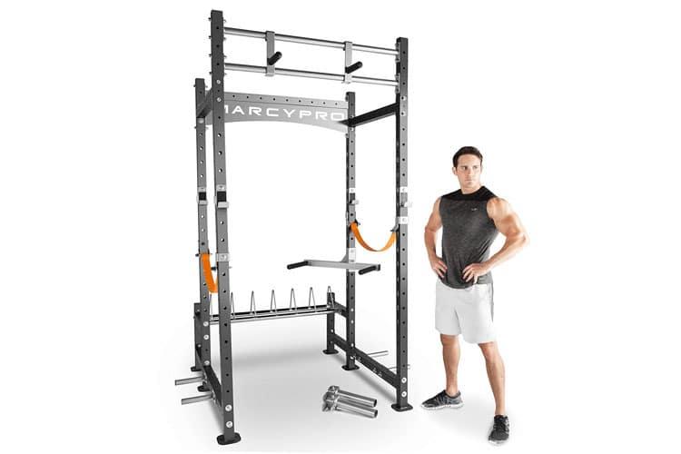 MARCY Pro CrossFit Mwm-8070 cage de crossfit