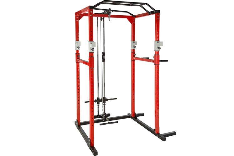 TecTake Station de Musculation cage de crossfit