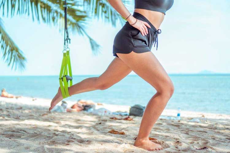 BodyCROSS Suspension Trainer Pro test