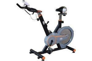 HomcomA90-145 vélo de spinning
