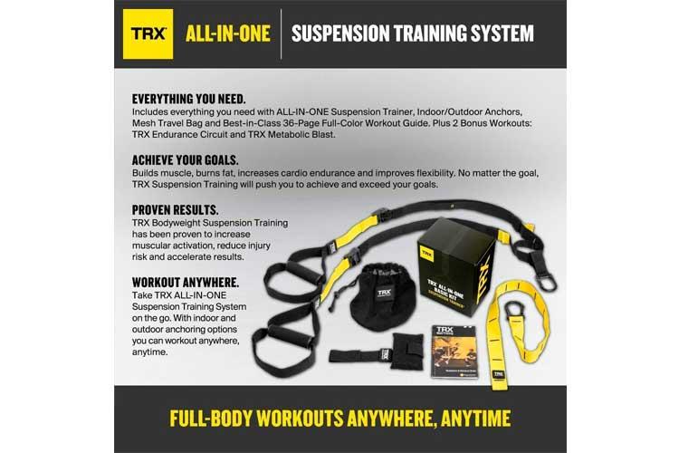 TRX Suspension Training system avis