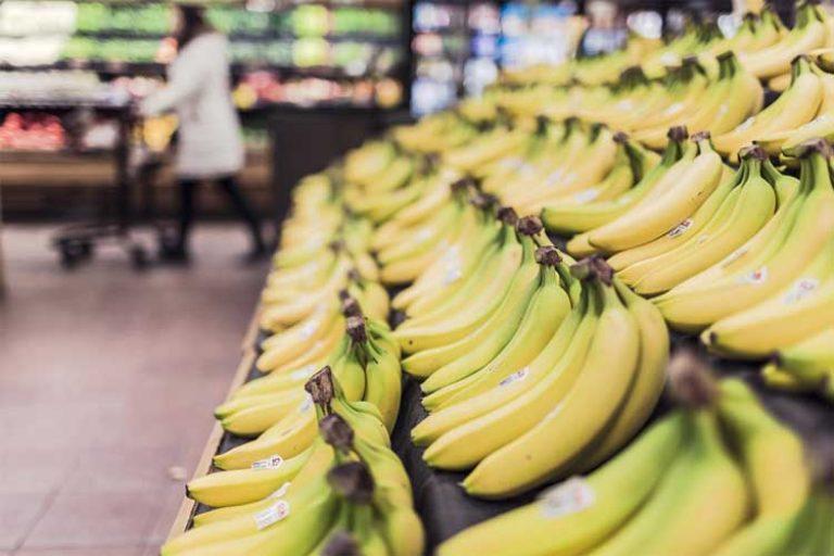 combien de protéine dans les bananes