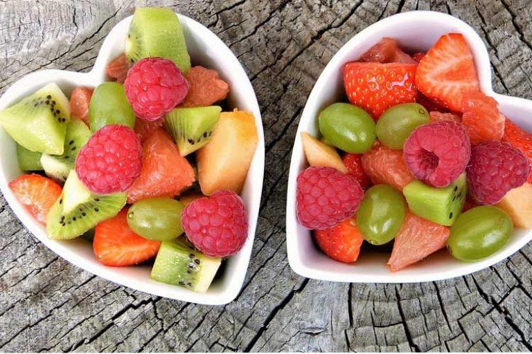 combien de protéine dans les fruits