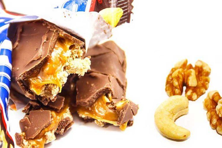 combien de protéine dans les snickers