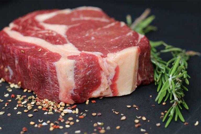 combien de protéine dans les steaks
