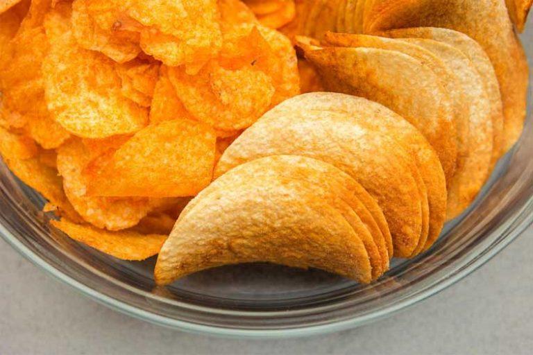 combien de protéine dans les chips