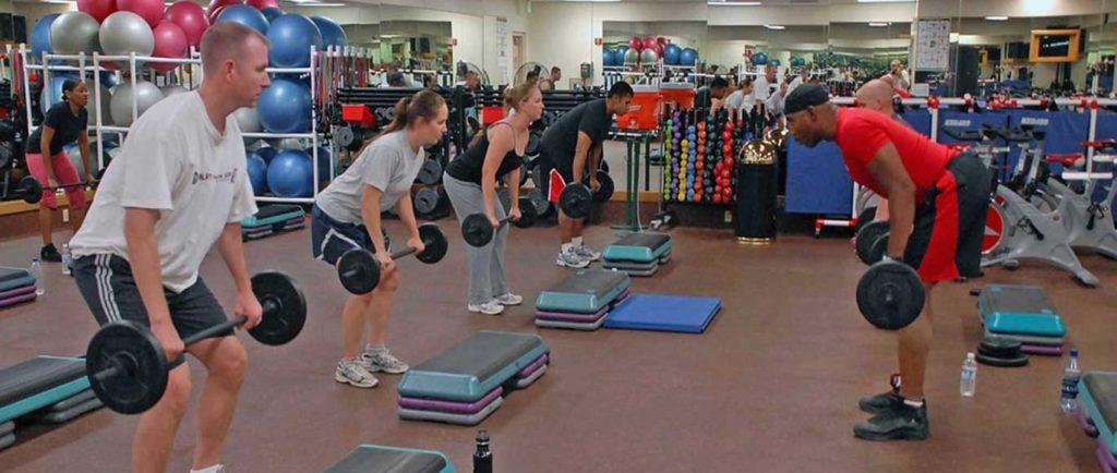 Choisir Pratique Sport Salle Fitness