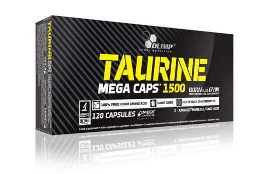 Taurine Presentation Role Bienfaits Sources